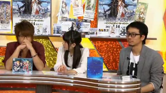 バンダイナムコライブTV ゲームWednesday第60回 ソードアート・オンライン