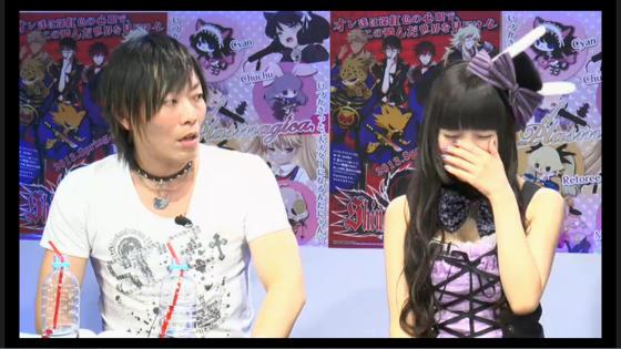 SHOW BY ROCK!!@ニコニャマ 【出演:稲川英里・上坂すみれ・谷山紀章】