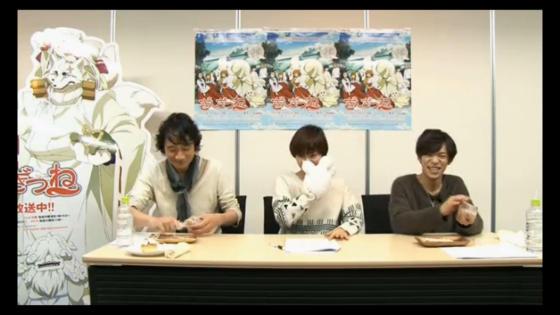 TVアニメぎんぎつね「ご利益のあるニコニコ生放送!2」