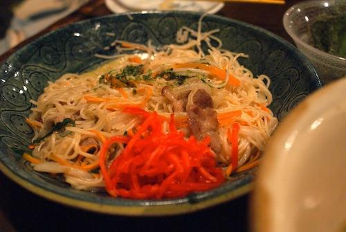 沖縄料理清香