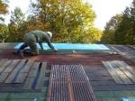 屋根貼り1