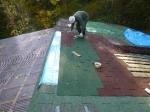 屋根貼り3