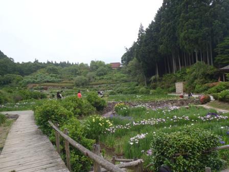 6・9滝谷全景1blog