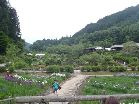 6・9滝谷全景2blog
