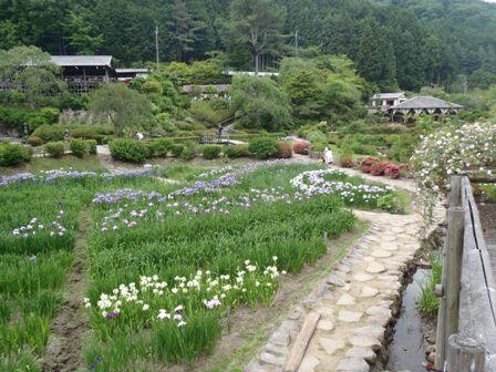 6・9滝谷全景3blog