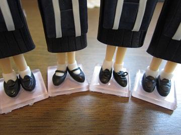 M高人形靴