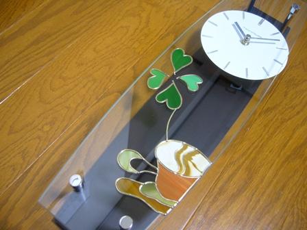 振子時計 コッコロ