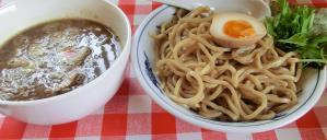 マサラつけ麺