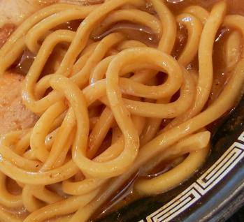 濃厚特製 麺