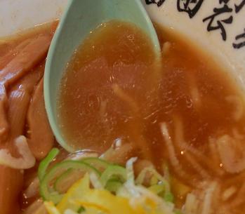 中華そば スープ