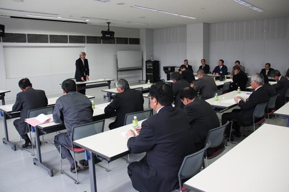 20130424沼田町食料貯蔵流通基地構想推進協議会総会