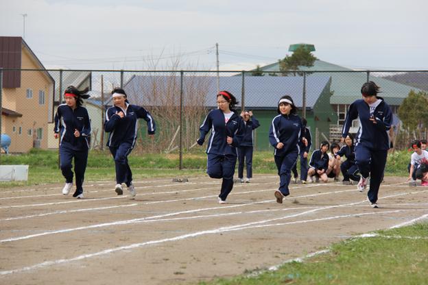 20130525沼田中学校体育大会