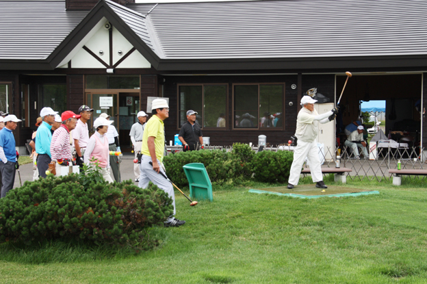 20130711第12回 沼田町長杯争奪パークゴルフ大会