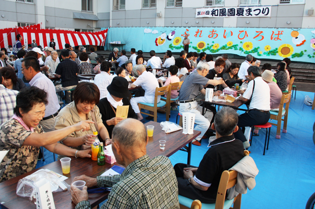 20130720第26回和風園夏祭り