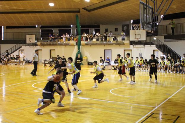 20130817沼田町バスケットボール連盟創立50周年事業