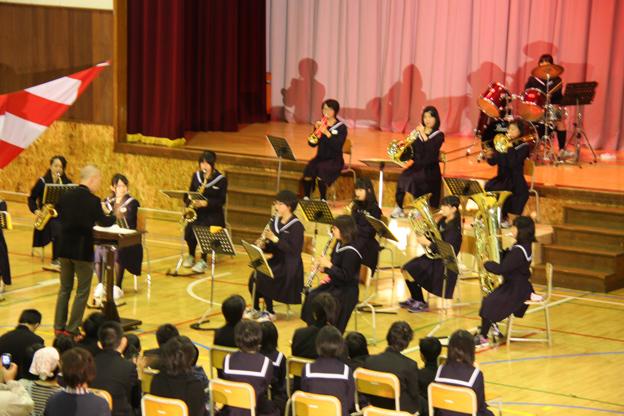 20131005「のびのびと自分たちを表現」沼田中学校文化祭