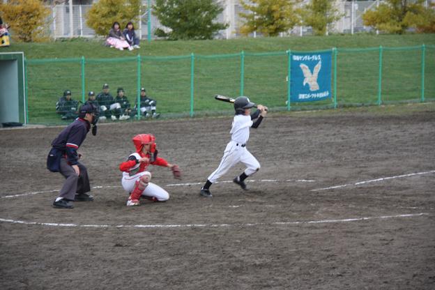 20131026第28回沼田町教育長杯争奪少年野球大会