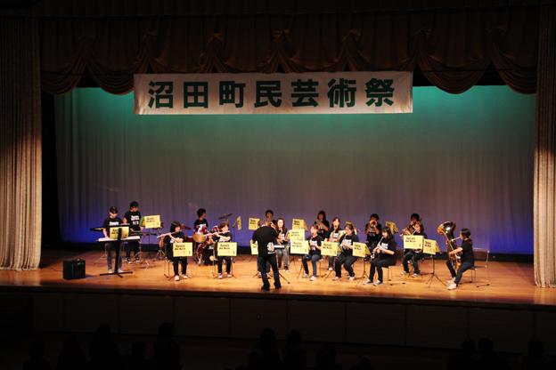 20131103町民芸術祭が行われました