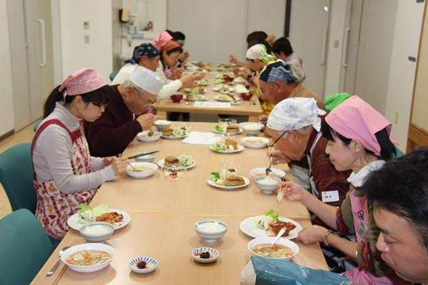 20131115男の料理教室