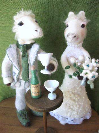 wedding 白馬×白馬