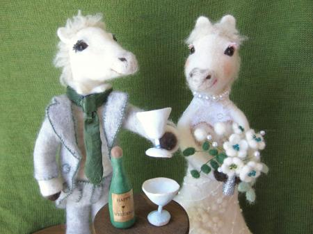 wedding 白馬×白馬 2