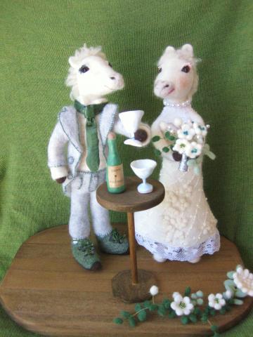 wedding 白馬×白馬 3