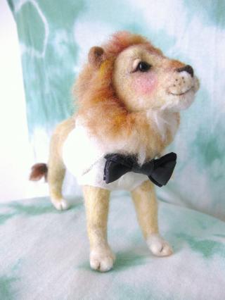 wedding ライオン 2