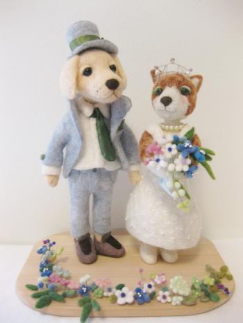 wedding 犬×犬 2