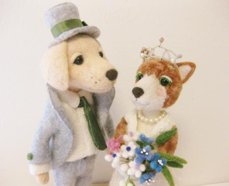wedding 犬×犬 5