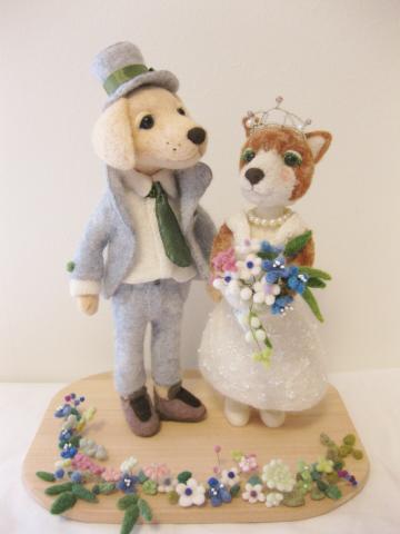 wedding 犬×犬