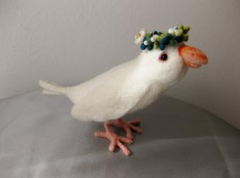 wedding 文鳥 4