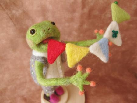 flag frog 2