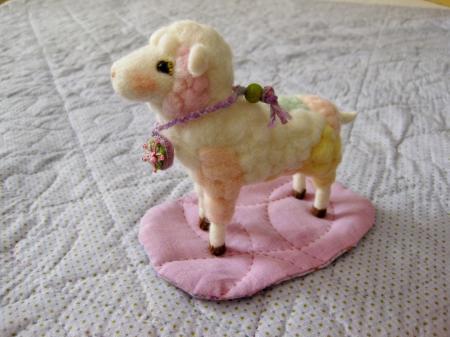 ちいさな羊