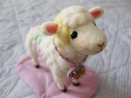 ちいさな羊 2