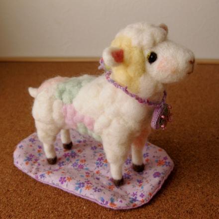 ちいさな羊 3