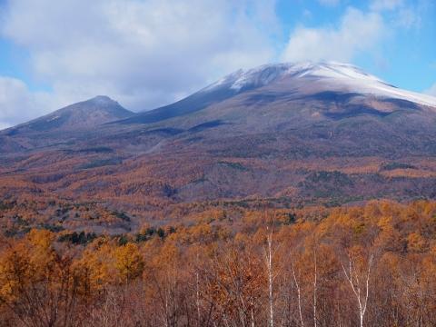 浅間山131112