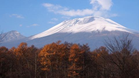 浅間山131116