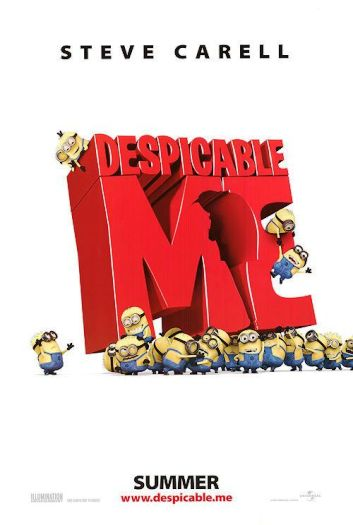 Despicable Poster