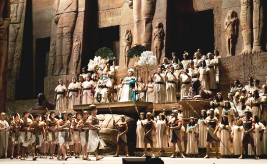 Aida at Met