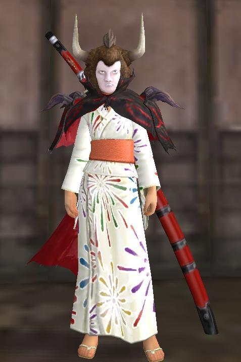 剣太☆ローマンの被り物