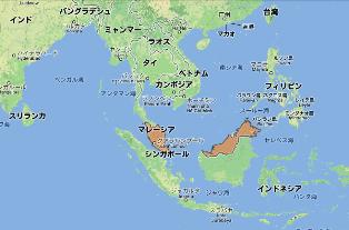 地図マレーシア0