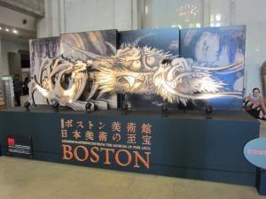 デモパネ・ボストン美術館