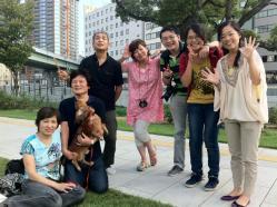 130922台湾人カップルと日本人カップル