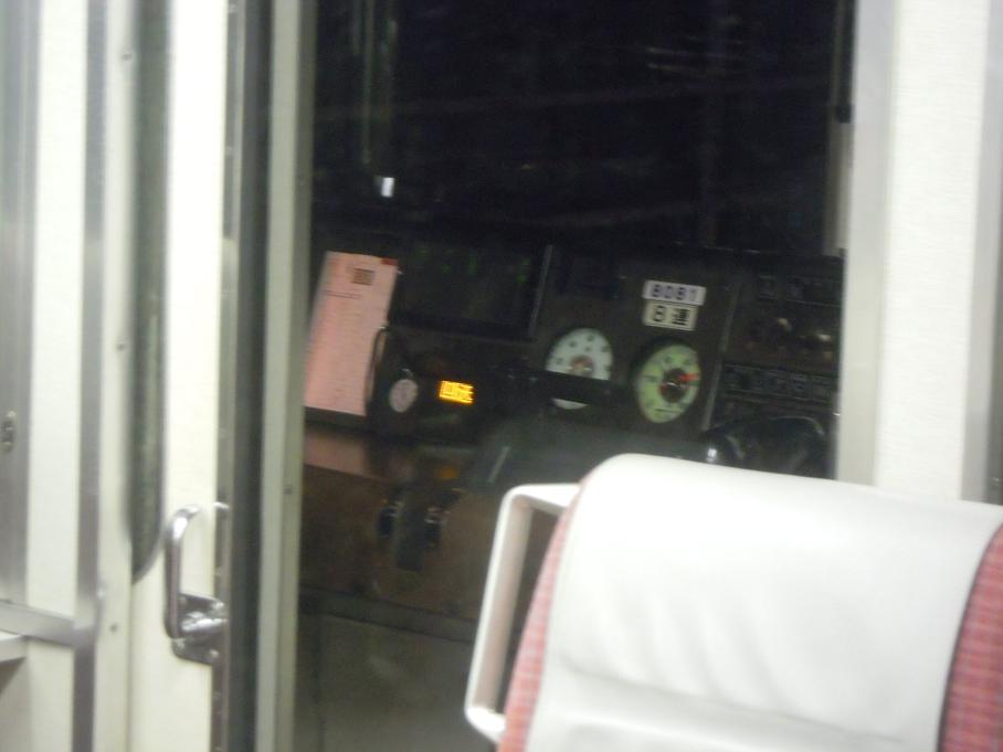 運転台  (2)
