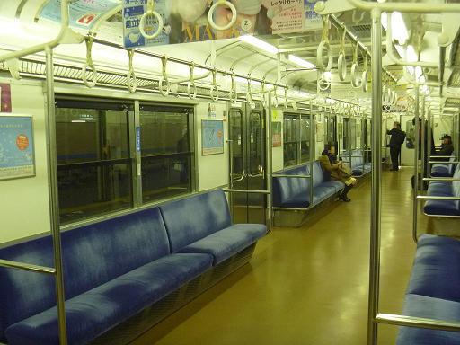 青い奈良線 (10)