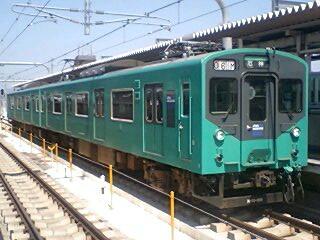 青い奈良線 (9)