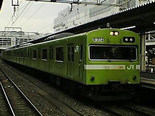 青い奈良線 (6)