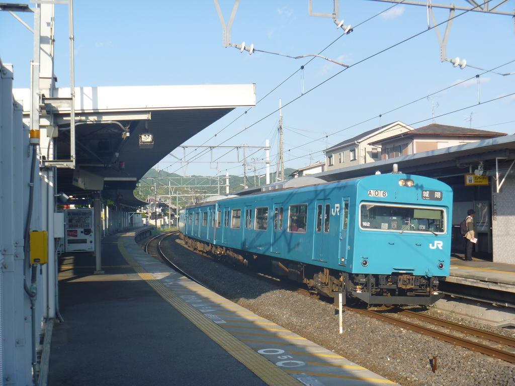 青い奈良線 (14)