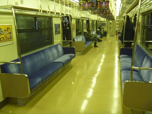 青い奈良線 (11)