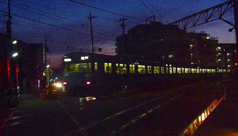 青い奈良線 (19)
